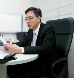 吳志豪醫生表示丙型肝炎於香港的感染率較低